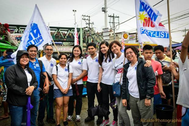 2015: NYCHRP member Rodrigo marching in People's State of the Nation Address rally as part of his legal internship with the National Union of Peoples' Lawyers (NUPL) in Quezon City, Philippines.