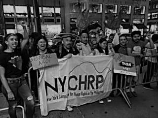 NYCHRP at SONA 2018